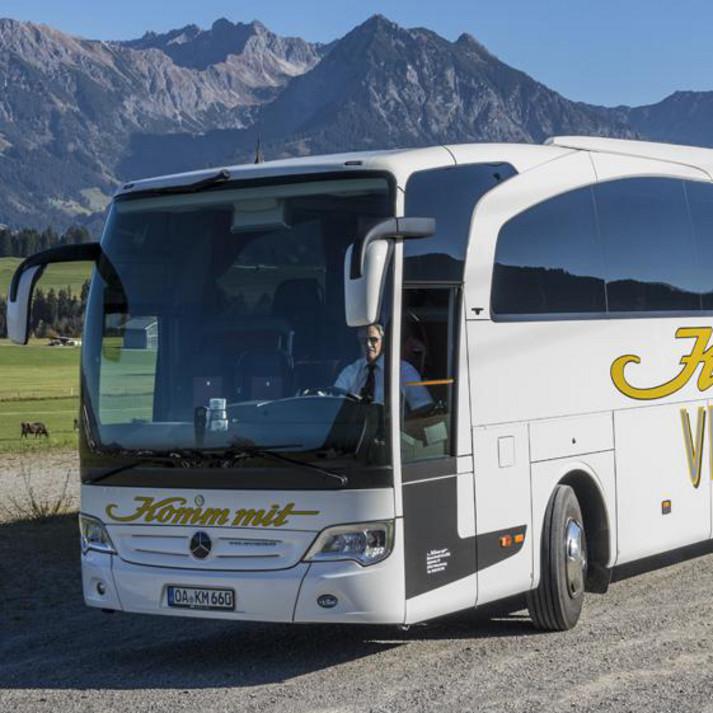Busreisen Ins Allgäu: Ihr Reiseveranstalter Für Busreisen, Flugreisen